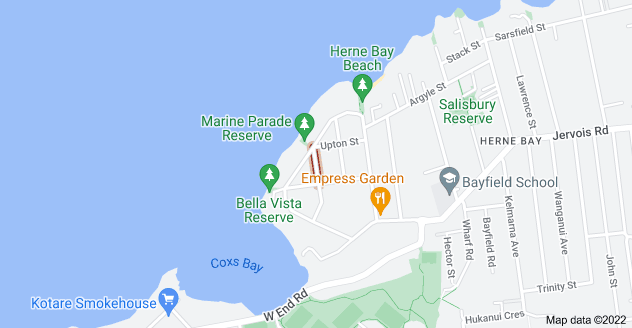 Location of Annan Street