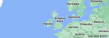 Location of Britania Raya