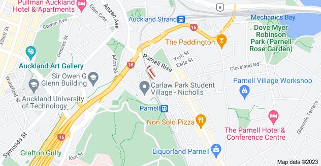 Location of Heather Street