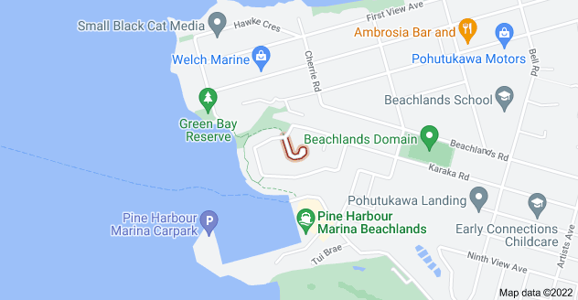 Location of Harbourside Court