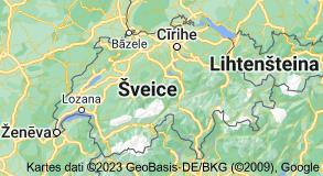 Location of Šveice