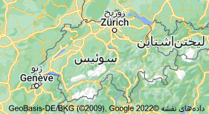 Location of سوئیس