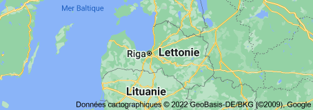 Location of Lettonie