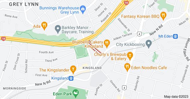 Location of New Bond Street