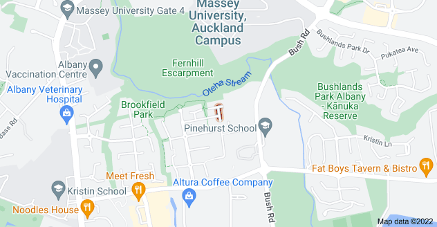 Location of Villanova Place
