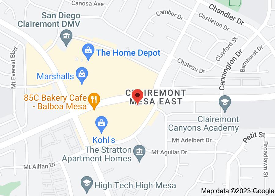 Location of Spectrum Millworks
