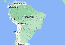 Location of Brazylia