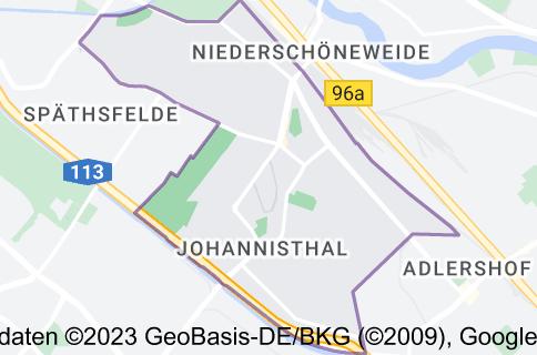 Johannisthal, Berlin
