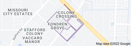 Fondren Grove Missouri City,Texas <br><h3><a href=