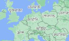 Location of জার্মানি