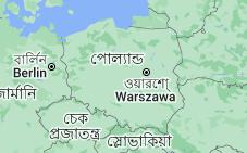 Location of পোল্যান্ড