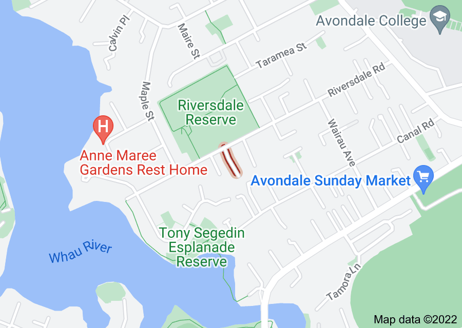 Location of Blumhardt Place