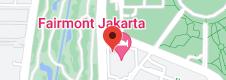 Peta Peacock Lounge At Fairmont Jakarta