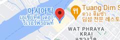 아시아틱 지도