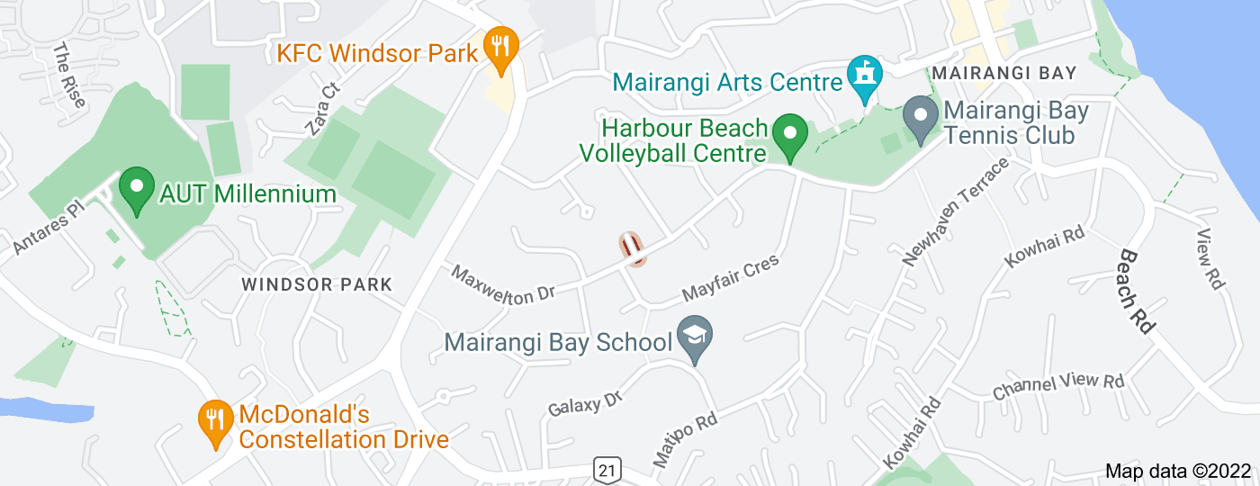 Location of Manaia Place