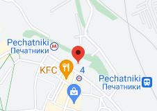 Location of Pechatniki