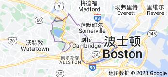 Location of 剑桥