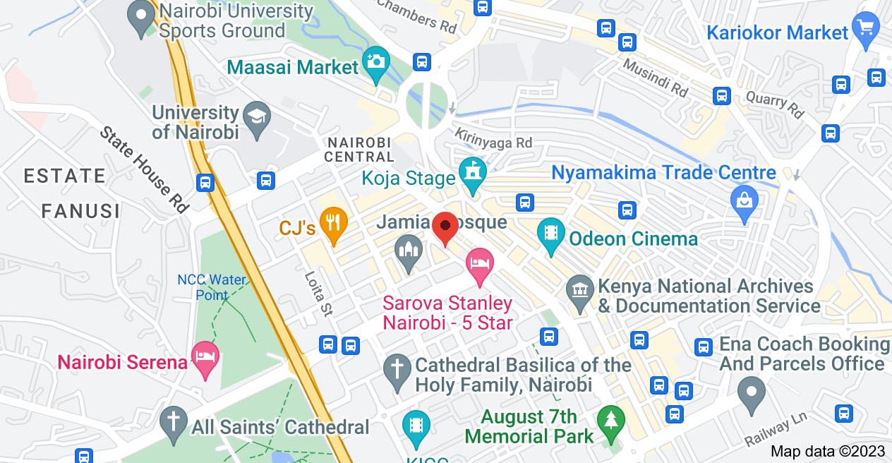Map of Nanak House,<a href=