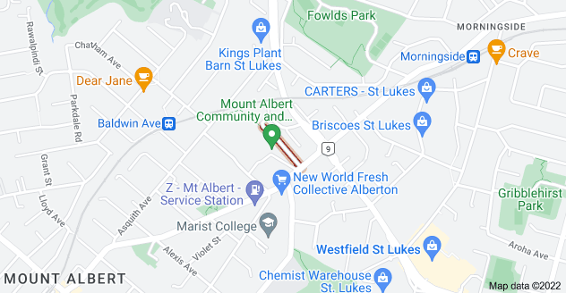 Location of Selcourt Road