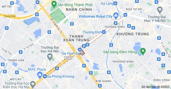 Bản đồ của Nguyễn Trãi, Hà Nội