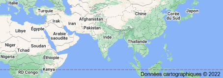 Location of Inde