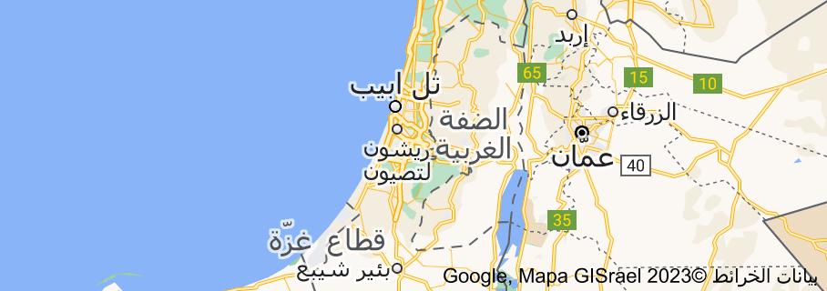 خريطة دولة فلسطين
