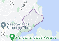 Location of Shelly Park