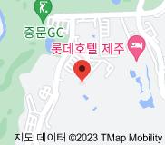 신라호텔 제주 지도