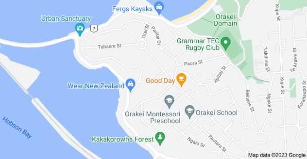 Location of Rewiti Street