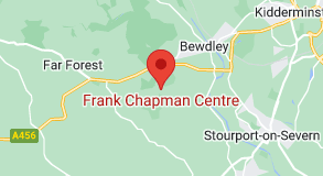 Map of Frank Chapman Centre