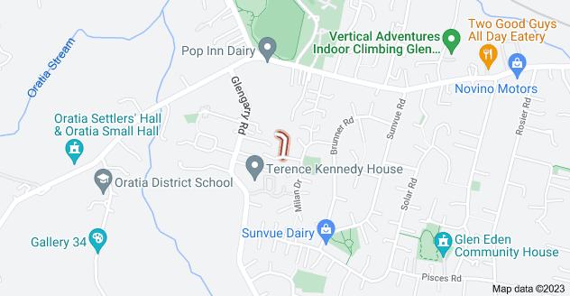 Location of Nectar Avenue