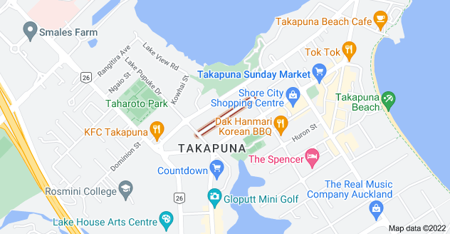 Location of Lomond Street