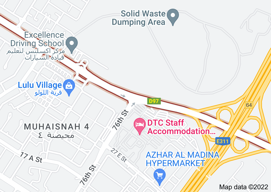 Location of Amman Street