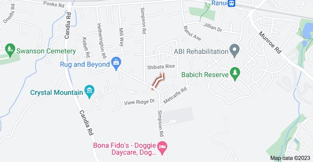 Location of Gerda Place