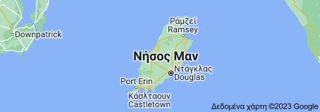 Χάρτης του/της Νήσος Μαν