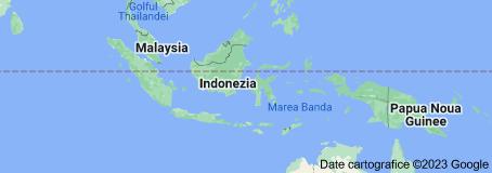 Location of Indonezia