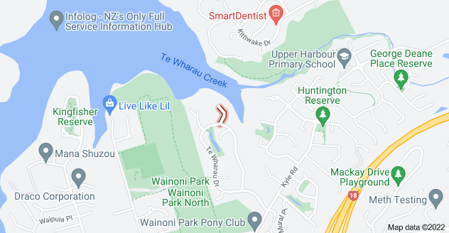Location of Samuel Cross Place