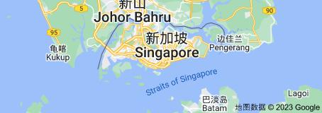 Location of 新加坡
