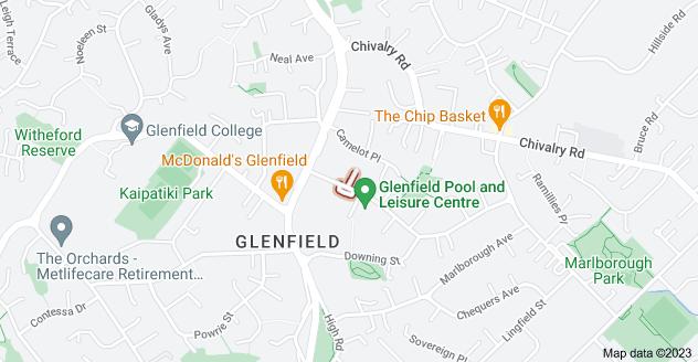 Location of Bentley Court