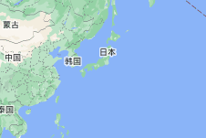 Location of 日本