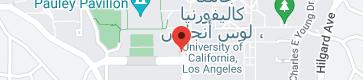 Location of جامعة كاليفورنيا، لوس أنجلس