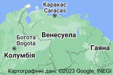 Location of Венесуела