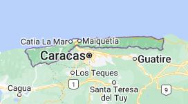 Location of Vargas
