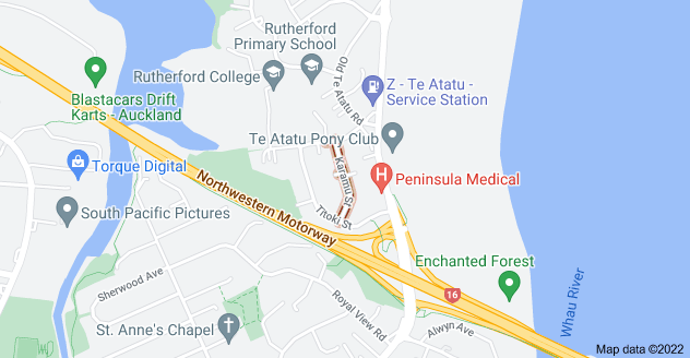 Location of Karamu Street