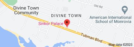 Map of Millennium Afrikland Hotel