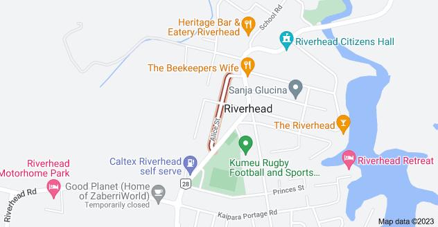 Location of Alice Street