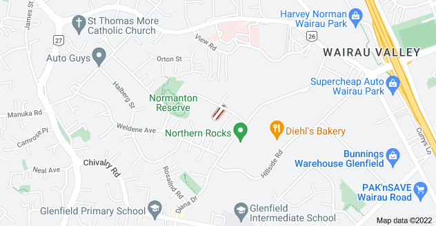 Location of Colway Place
