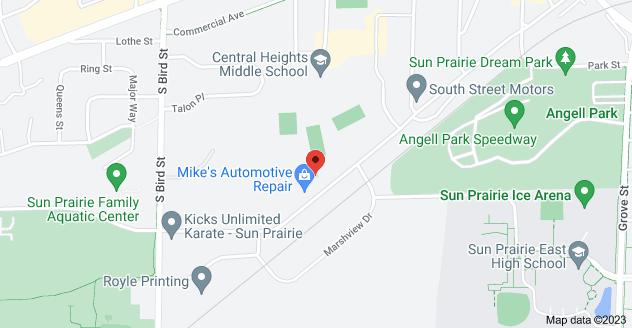Map of 430 Linnerud Dr, Sun Prairie, WI 53590