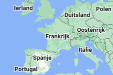 Location of Frankrijk