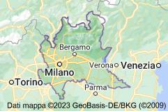 Mappa di: Lombardia